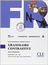 Scaricare Libri Grammaire Contrastive. Livre avec CD mp3 [Lingua francese] PDF