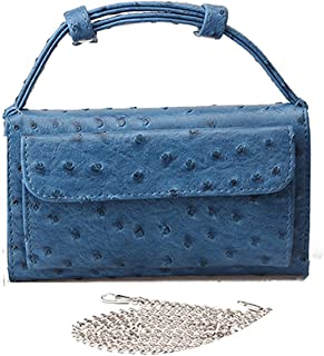 Fashion Cowhide Leather Day Clutch One Shoulder Cross-body Bag Small Crocodile Pattern Leather Clutch Chain Women's Gift