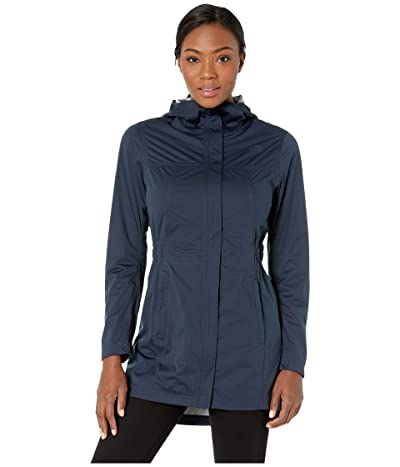 The North Face Allproof Stretch Parka (Urban Navy) Women