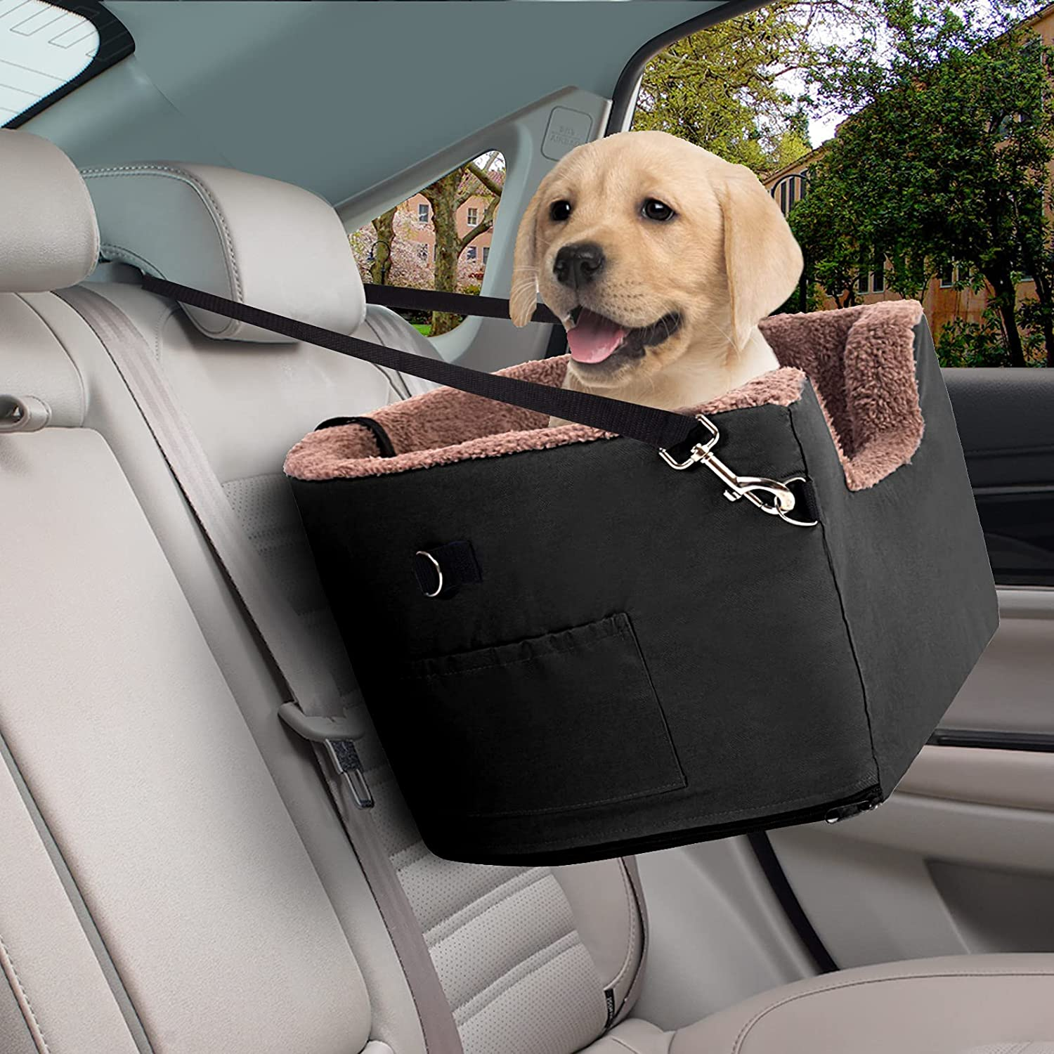 TR pet Dog Booster Seat Fees free!! Front for Elevat car Regular discount Car