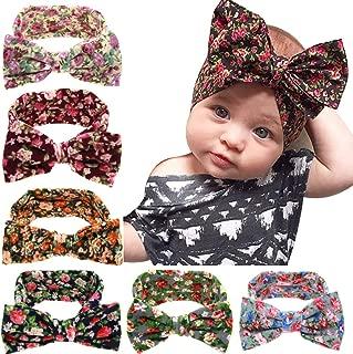 baby floral headwrap