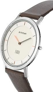 Edge Men's Designer Watch – Slim, Quartz, Water Resistant
