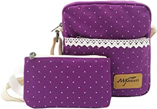 Small Crossbody Bag Messenger Bag for Girls and Women