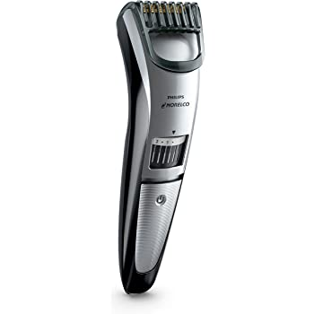 Philips Norelco Beard Trimmer Series 3500, QT4018/49, Cordless Mustache and Beard Groomer for Men - NO BLADE OIL NEEDED