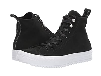 Converse Chuck Taylor All Star Hiker Final Frontier Hi (Black/White/Black) Women