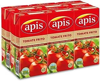 comprar comparacion Apis Tomate Frito - Paquete de 6 x 400 gr - Total: 2400 gr