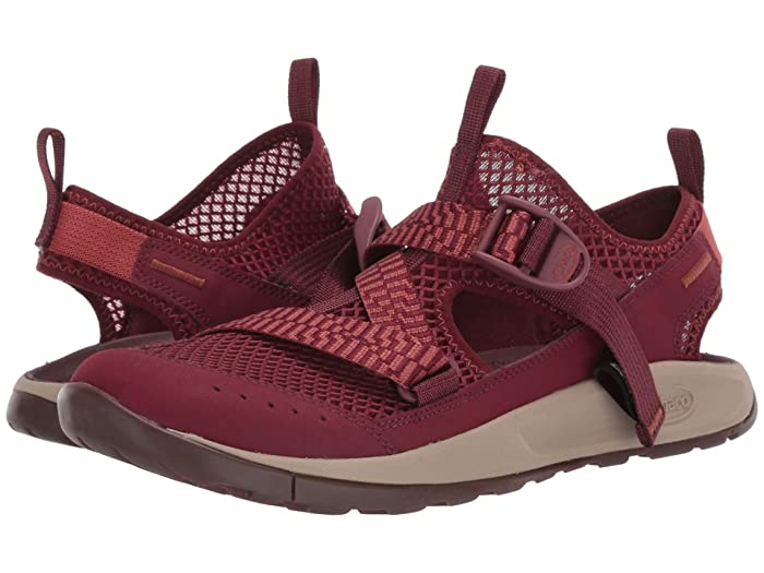 Chaco  Odyssey Sandal (Port) Womens Sandals