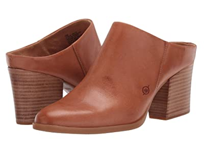 Born Eustis (Tan Full Grain) High Heels