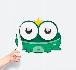 KooKooFrog - Bath Time - Potty Training - Frog - Toilet Paper Holder - Bathroom Decoration -