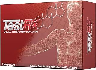 TestRX Testosterone Booster