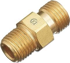 Western Enterprises 32 Regulator Outlet Bushings, 200 PSIG, Brass, B-Size, 1/4