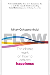 Flow: The Psychology of Happiness (English Edition) eBook Kindle