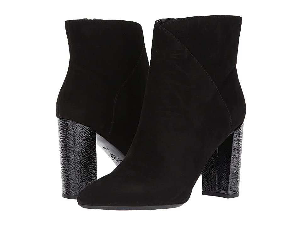 Nine West Argyle (Black Suede) Women