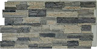 Best cheap faux stone panels Reviews