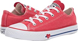 Chuck Taylor All Star Denim Love - Ox (Little Kid)