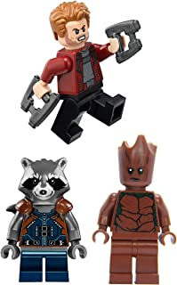 LEGO Superheroes - Groot, Rocket Raccoon & Star Lord - Guardians of The Galaxy