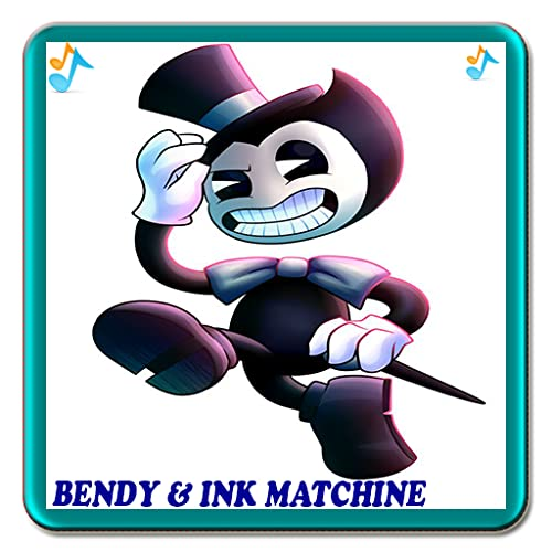 DAGAMES Bendy and Ink Matchine