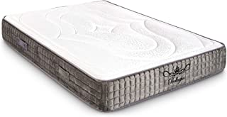 Colchón Viscoelástico Memory Ergonómico 90x190 - Espuma de Alta resiliencia   Bellagio Total Comfort