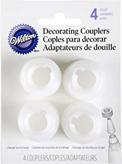 Wilton 411-1989 Coupler Set, Set of 4
