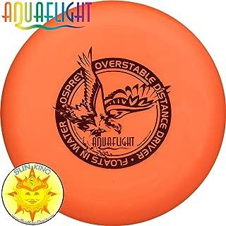 AquaFlight OSPREY Disc Golf Distance Driver (Floats in Water!)