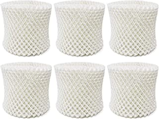 Colorfullife 6 Pack Premium Humidifier Filters Replacement for Honeywell HC-888N Filter C, Fit HCM-890 and Duracraft Models: DCM-200, DH-890, DH-888