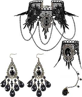 Atosa.Accessori e Complementi x Costumi di Carnevale,Halloween,Feste in Maschera Diadema Sherazade