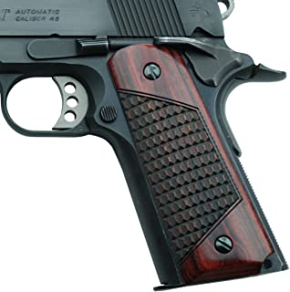 Best sig 1911 wood grips Reviews
