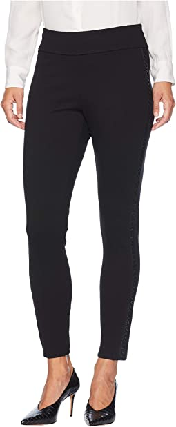 Pull-On Leggings with Side Tape