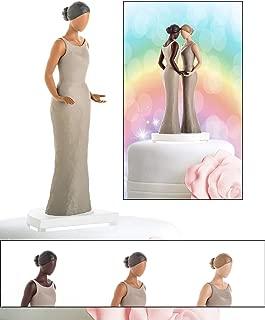 Best female cake topper Reviews