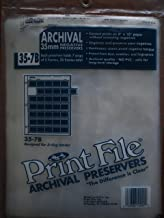 archival negative preservers
