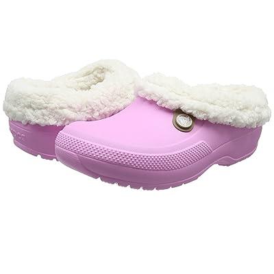 Crocs Classic Blitzen III Clog (Carnation/Oatmeal) Clog/Mule Shoes