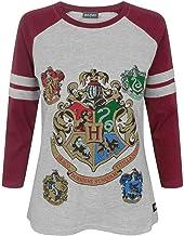 Hogwarts Harry Potter Women's Raglan Top