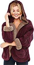 choies faux fur coat
