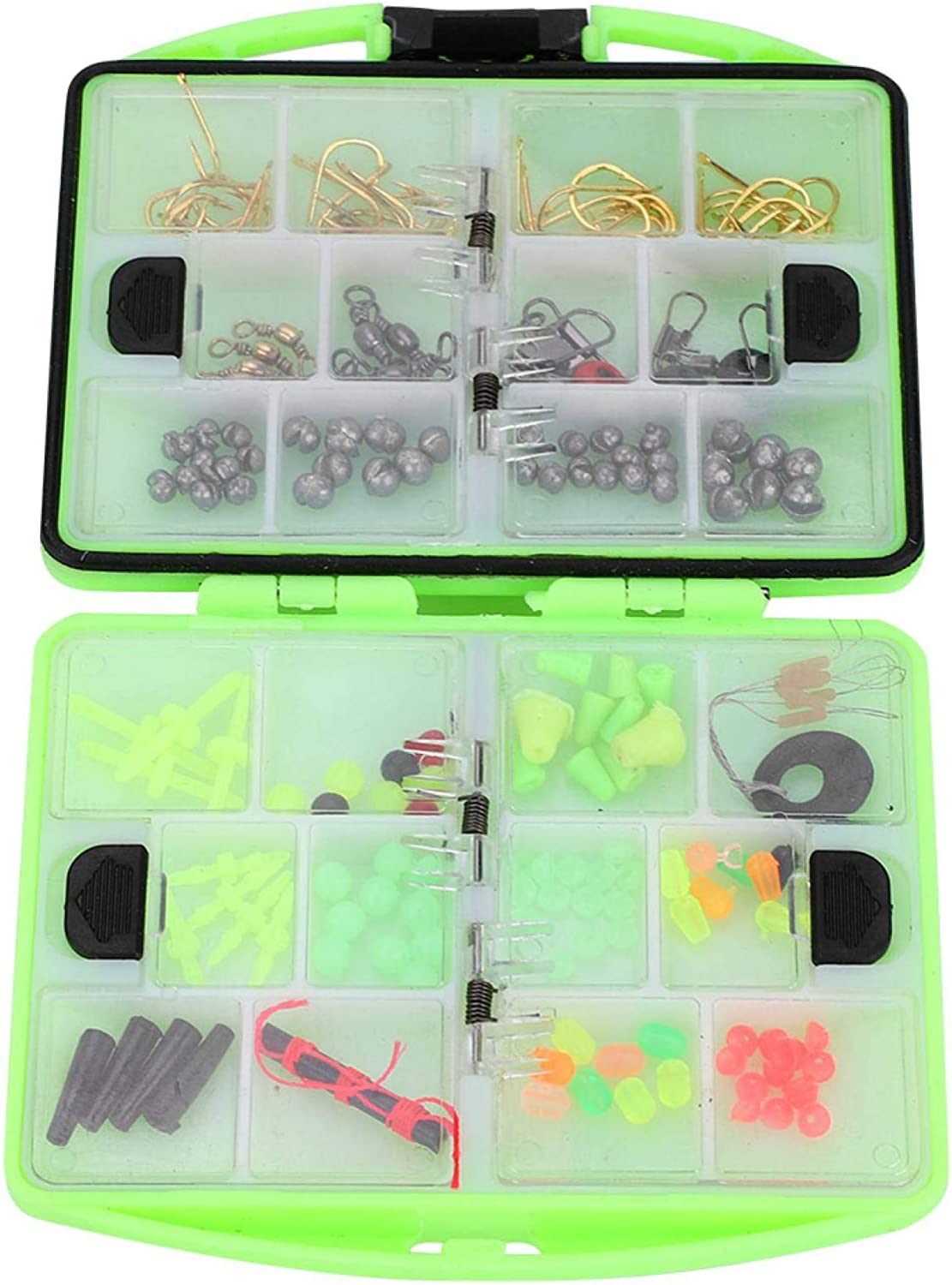 PBOHUZ Fishing Accessories 202Pcs Portable lowest Max 66% OFF price Box Rock Acce