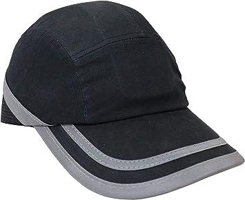 Classic Cap schwarz//orange baseball cap Arbeitskappe
