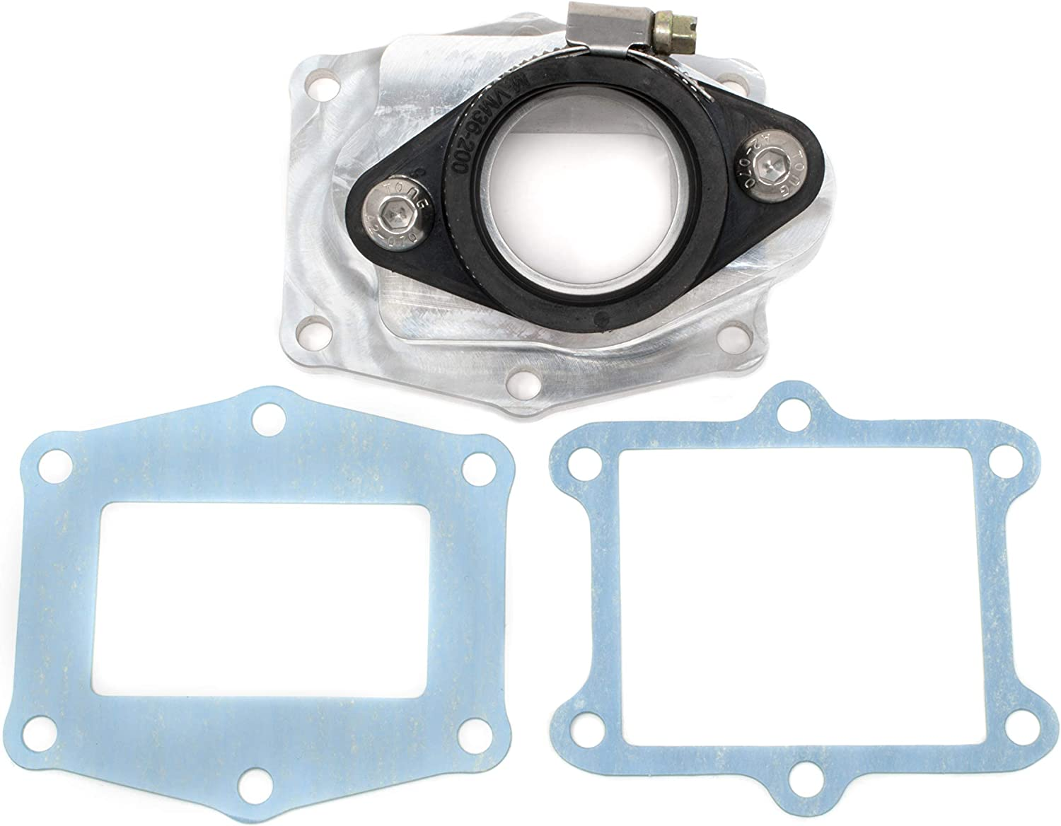 DP 1 year warranty 0019-002 Intake Manifold Assembly Boot With 36-39mm Over-siz Same day shipping