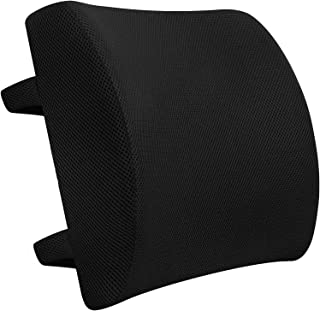 My Pick ae Orthopedic Memory Foam Seat Cushion | Lumbar Support Pillow | Designed for Sciatica, Coccyx, Back Pain Relief |...