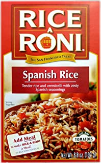 Rice-A-Roni SPANISH RICE 6.8oz (8 pack)