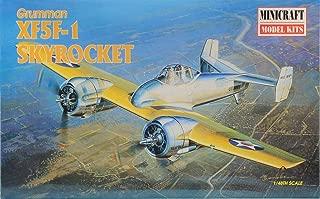 Minicraft 1:48 Grumman XF5F-1 Skyrocket Aircraft Plastic Model Kit #11626