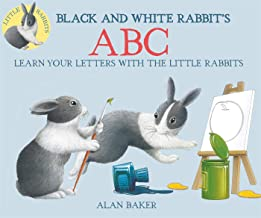 Black and White Rabbit`s ABC (Little Rabbit Books)