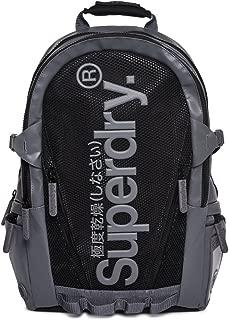superdry mesh backpack
