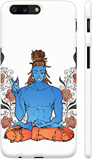 Colorpur Cool Saadhu Printed Back Case Cover for OnePlus 5