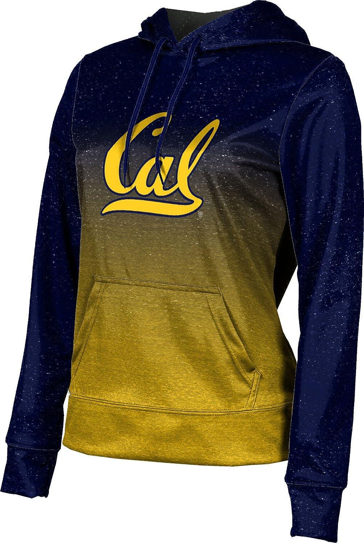 ProSphere UC Berkeley Cal Girls' Pullover Hoodie, School Spirit Sweatshirt (Ombre)