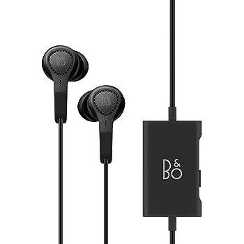 Bang & Olufsen ノイズキャンセリングイヤホン Beoplay E4 カナル型/通話対応 ブラック【国内正規品】
