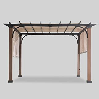 Best black steel pergola Reviews