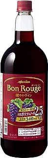 メルシャン ボン・ルージュ 赤 ペットボトル [ 赤ワイン フルボディ 日本 1500ml ]