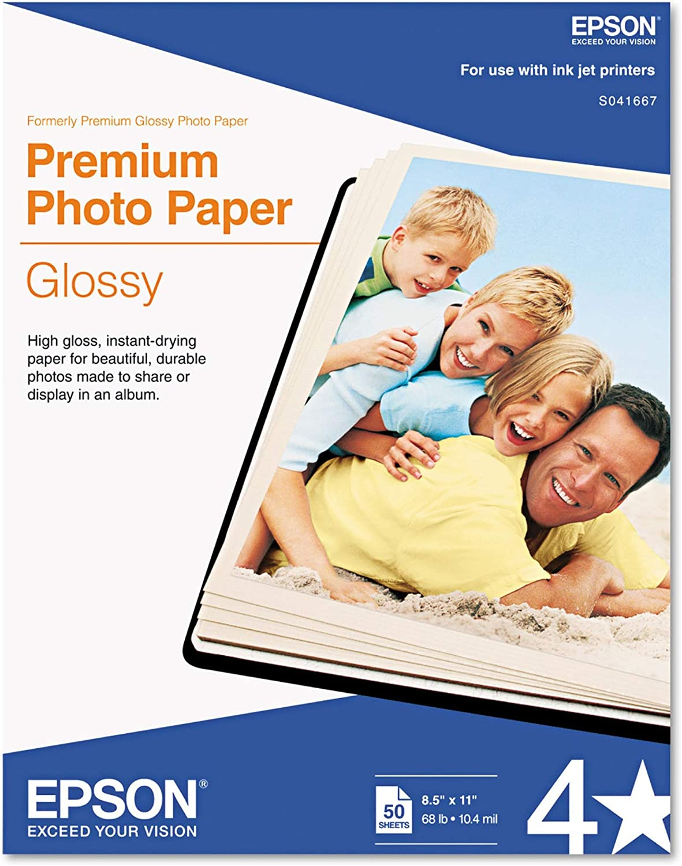 excellence Epson 5 ☆ popular Premium Paper Photo