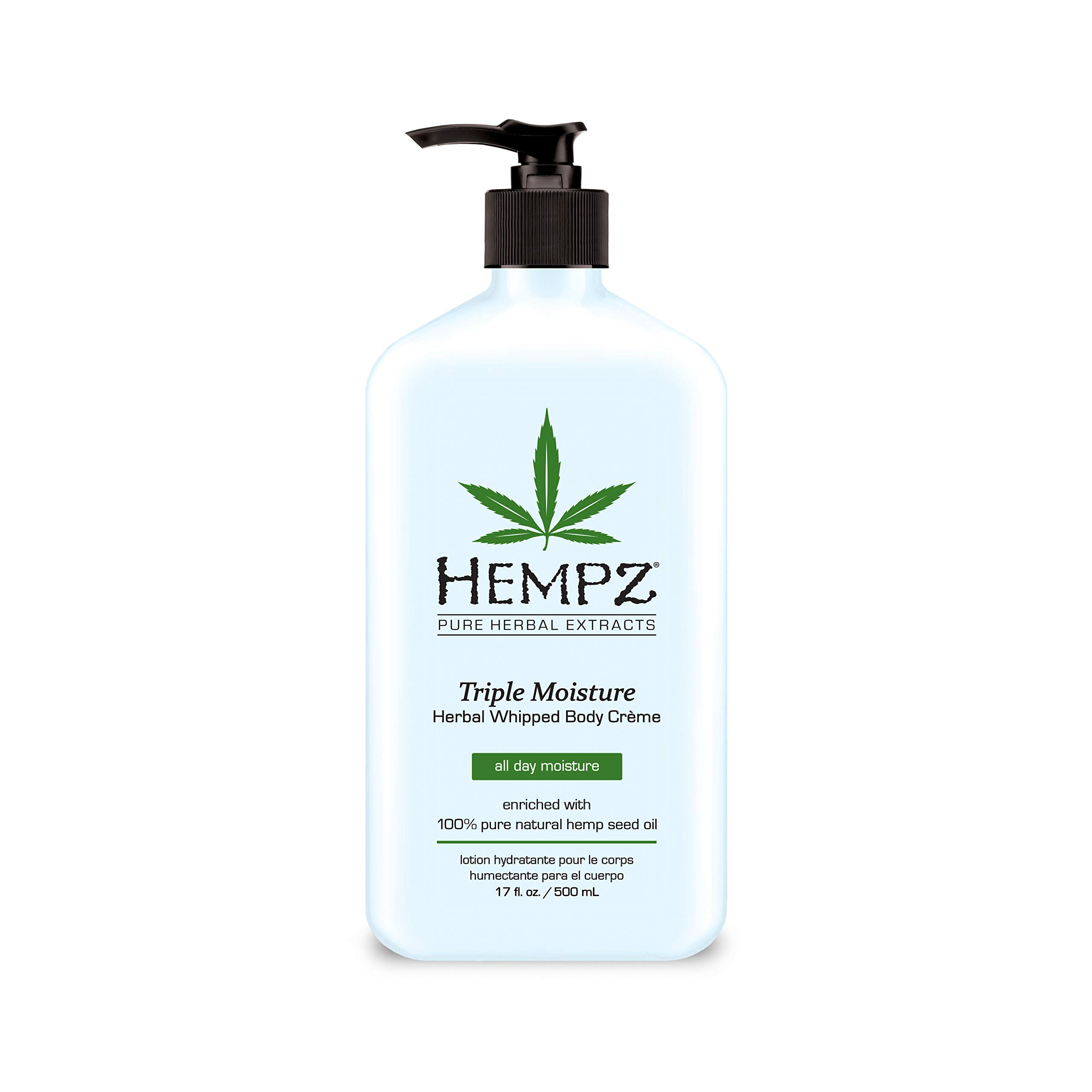 Hempz Triple Moisture Herbal Whipped