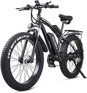 Bicicleta eléctrica eléctrica de bicicletas de mon Bicicletas for adultos eléctrico Off-Road Bike Fat Tire 26 4.0 E-Bici d...