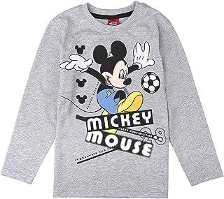 Blu Disney Ragazzi Mickey Mouse Cima